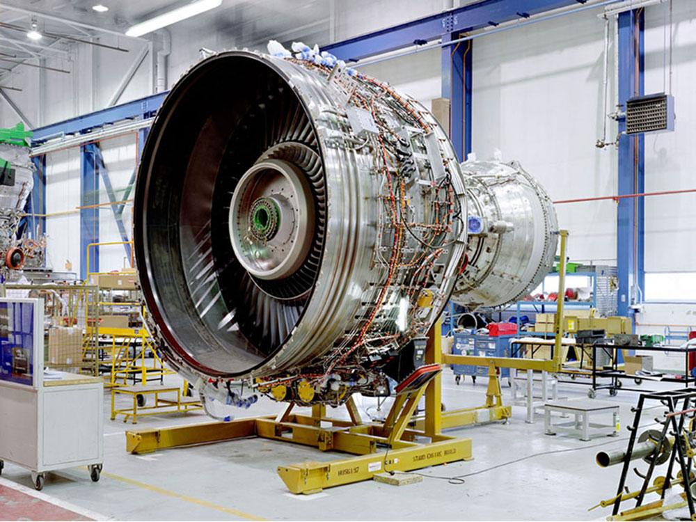 RGS – per l'industria aeronautica