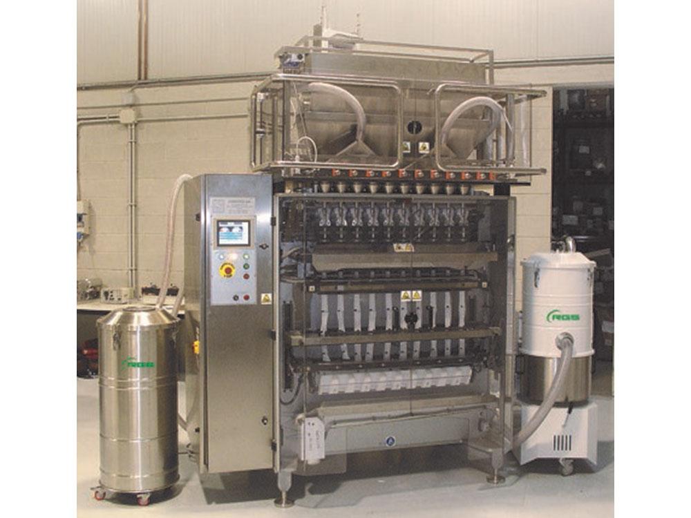 RGS – Aspiratori Industriali Farmaceutici